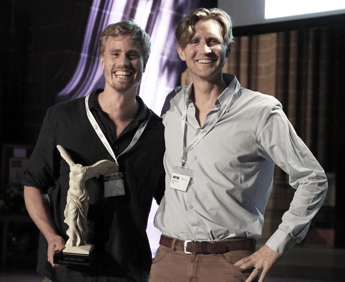 2015 Nike Award Winner